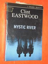 MYSTIC RIVER- CON:CLINT EASTWOOD- DVD- film-da collezione sigillato + LIBRO