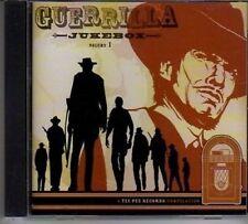 (AT587) Guerrilla Jukebox Volume 1 - 2003 CD