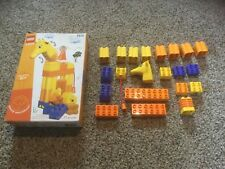Pre Owned Lego Duplo Explore Giraffe.  3512.  21 Pieces, Complete.