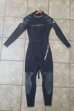 Scubapro Everflex Steamer 3mm Women's Scuba Diving Wetsuit Ladies Dive Suit XS