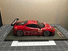 1:18 BBR Ferrari F430 GT 2008 12 Hours of Sebring - Risi Competizione #62