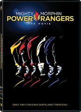 Mighty Morphin Power Rangers: The Movie DVD MP