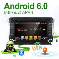 Quad Cord Android 6.0 Autoradio GPS NAVI DVD Player WIFI for VW Jetta Polo