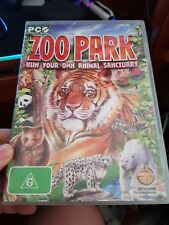 Zoo Park -  PC GAME - FREE POST