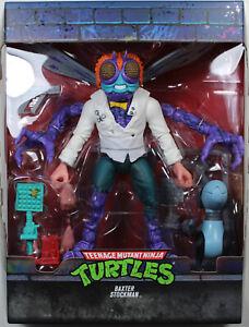 """Teenage Mutant Ninja Turtles ~ 7"""" ULTIMATE BAXTER STOCKMAN FIGURE ~ Super 7"""