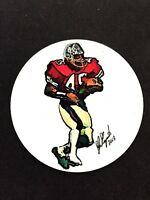 Ohio State Buckeyes Archie Griffin jersey lapel pin/magnet-Classic Collectibles