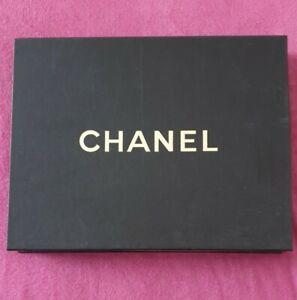 Chanel geschenkbox Schwarz