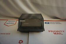 Vintage Rolodex S300c Business Card File Box