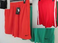 New Mens Nike Mesh Athletic Shorts M L XL 2XL Green Red Black