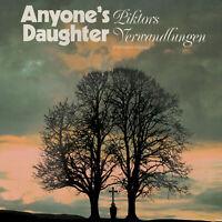 ANYONE'S DAUGHTER Piktors Verwandlungen Hermann Hesse Remaster CD Prog Anyones