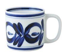 Hasami ware Majolica Mug Cup 73448 Japan Saikai Ceramics