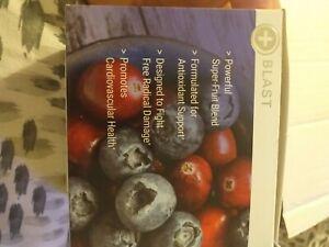 le-vel blast premium Antioxidant beverage