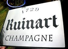high detail airbrush stencil champagne logo 6   FREE UK POSTAGE