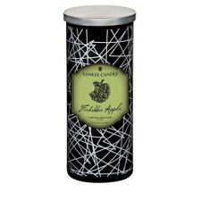 Yankee Candle Large Pillar Candle Tumbler Halloween Jar Forbidden Apple NEW