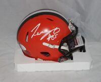 Larry Ogunjobi Signed Autographed Signed Cleveland Browns Mini Helmet 4 JSA