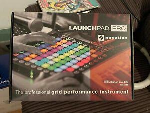 Novation Launchpad Pro 64-pad MIDI Grid Controller (LAUNCHPAD-PRO-MK2)