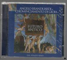 ANGELO BRANDUARDI FUTURO ANTICO CD F.C. NUOVO!!!