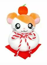 "Brand new Japan Hamtaro Hamster New Year Rice cake 4"" Plush Toy"