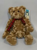 Teddy Bear Gund Jointed Plush Macy Stores New York NY Exclusive Stuffed Animal