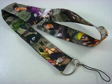 Naruto Ninja ID card holder, Key Neck Strap Lanyard, Phone Neck Strap + Pendant