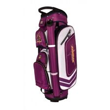 360086 MELBOURNE STORM NRL TEAM LOGO DELUXE GOLF CLUB CART BAG