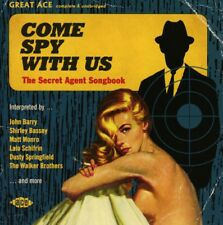 Come Spy With US The Secret Agent Songbook Various Artists 0029667058421