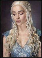 Game of Thrones - Daenarys 2 - Chart Counted Cross Stitch Patterns Needlework