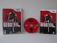 Red Steel - Jeu Nintendo WII complet avec notice