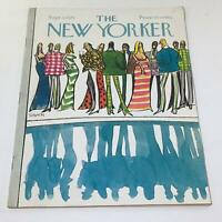 The New Yorker: September 3 1973 Full Magazine/Theme Cover Charles Saxon
