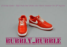 """1/6 NIKE Style Red White Color Men Sneakers For 12"""" Male Figure SHIP FROM USA"""