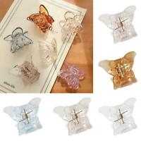 Fashion Hairpin Cute Butterfly Hair Clip Hair Claws Accessories Barrette M2Q8