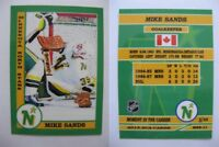 2015 SCA Mike Sands Minnesota Stars goalie never issued produced #d/10