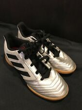 New listing ADIDAS PREDATOR SALA INDOOR SOCCER SHOES SIZE US 3 SNEAKERS