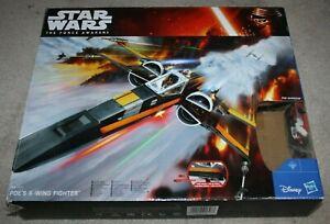 Star Wars: The Force Awakens - Poe Dameron's Resistance X-Wing (Black) - Hasbro
