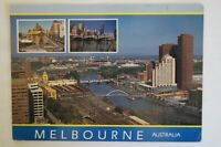 Melbourne Victoria Australia Collectable Vintage Postcard.
