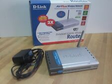 D-Link DI-614+ Wireless Broadband Router 2.4GHz WiFi