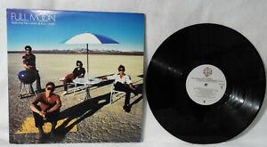 """FULL MOON """"S/T"""" 1982 (Warner)  Jazz/Fusion VG+/EX!!"""