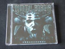 Dimmu Borgir - Abrahadabra (CD) ft Members of Nocturnal Breed Ulver Ov Hell