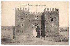 CPA MAROC - MEHEDYA - 19. Porte de la Forteresse