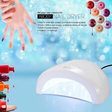 Abody SUNone LED UV Lamp Nail Polish Dryer Gel Curing Heater Machine X8J2