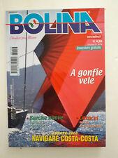 Bolina n.253 2008 A gonfie vele navicare costa - costa
