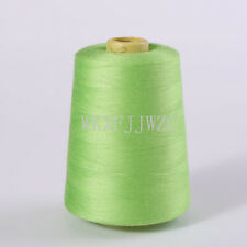 8000 Yards green Industrial Overlock Sewing Machine Polyester Thread Sewing