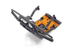 NEW 4.6 SAVAGE X FRONT SKID PLATE BUMPER HPI XL FLUX 85059 85234 105892