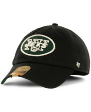 '47 York Jets Black Franchise Fitted Hat S