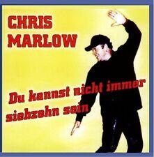 Chris Marlow | Single-CD | Du kannst nicht immer siebzehn sein (2001)