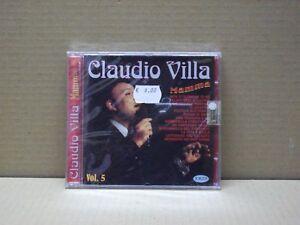 CLAUDIO VILLA - MAMMA - CD - ORIGINALE - SIGILLATO!
