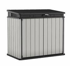 Keter Store It Out Premier Garden Lockable Storage Box - 124 x 140cm - XL SIZE