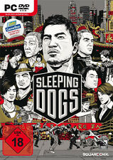 PC Computer Spiel ***** Sleeping Dogs ********************************NEU*NEW*18