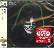 KISS-PETER CRISS-JAPAN  SHM-CD D50