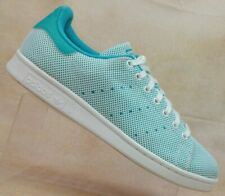 ADIDAS Stan Smith White/Teal Running Athletic Shoes S81875 Men's US 12